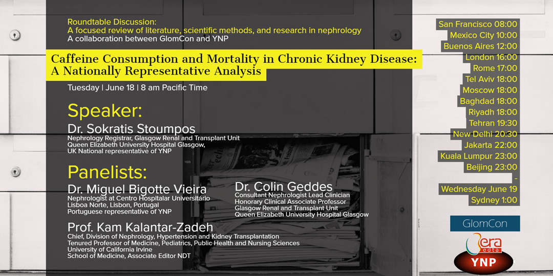 Roundtable Discussion | Glomerular Disease Study & Trial