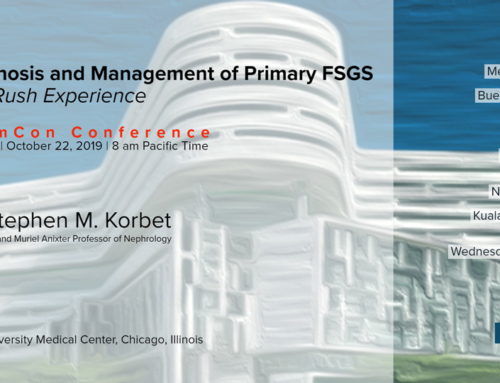 Prognosis and Management of Primary FSGS